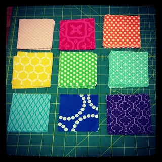Starting another, same but different #stashstackclub #pinkcastlefabrics