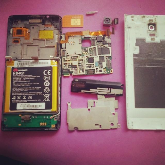 Huawei Ascend P1 U9200 No Mobile Network Diagnostics Take