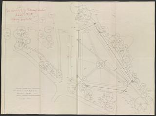 Map Of New York Botanical Garden.New York Botanical Garden Rose Garden Location Plan Land Flickr