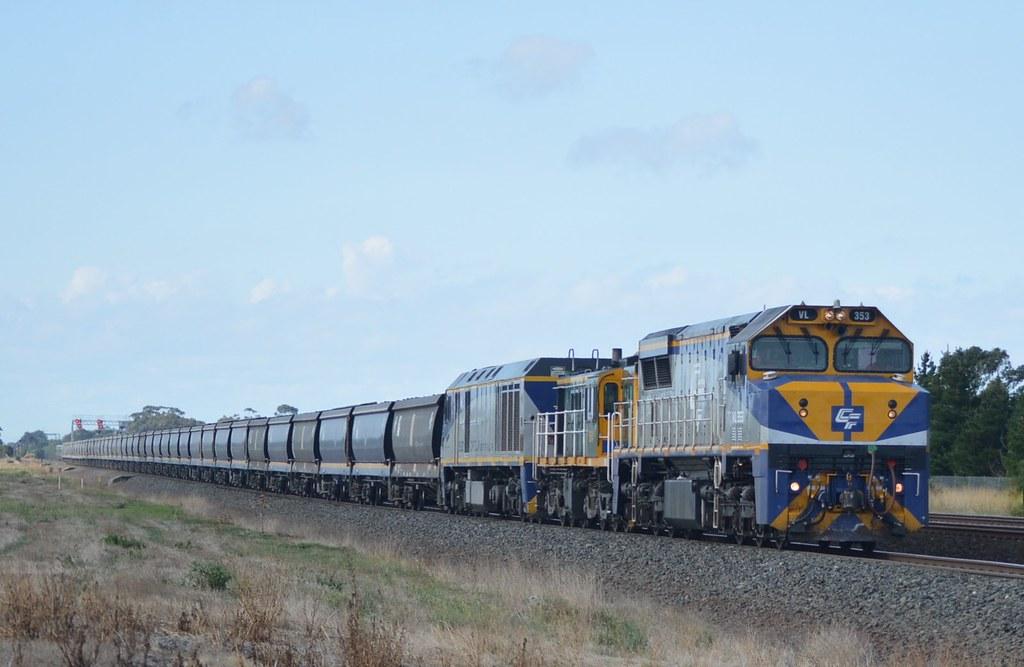 un none grain train 6,4,2014 by mark roberts