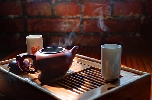 Tea at 阿妹茶樓 | by Tan Cheng Joo