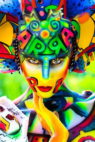 Body Art Marvels cover image