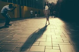 27/365: Crashing a Sanlitun Photoshoot   by H_H_Photography