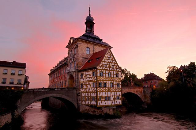 Bamberg at dawn