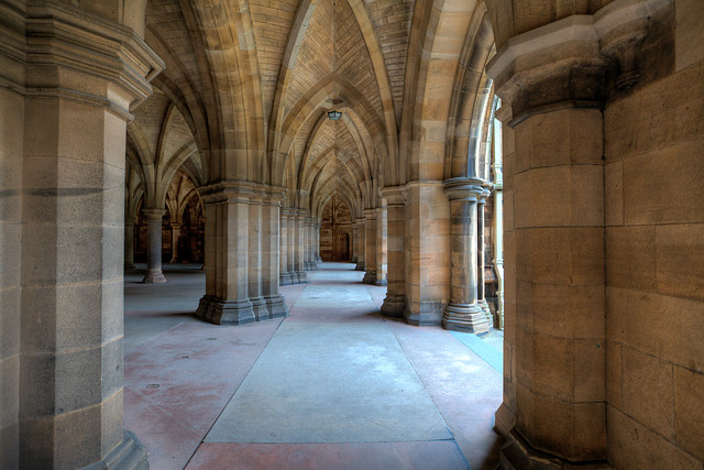 The Cloisters of Academia