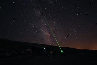 Alineados con el Centro Galáctico