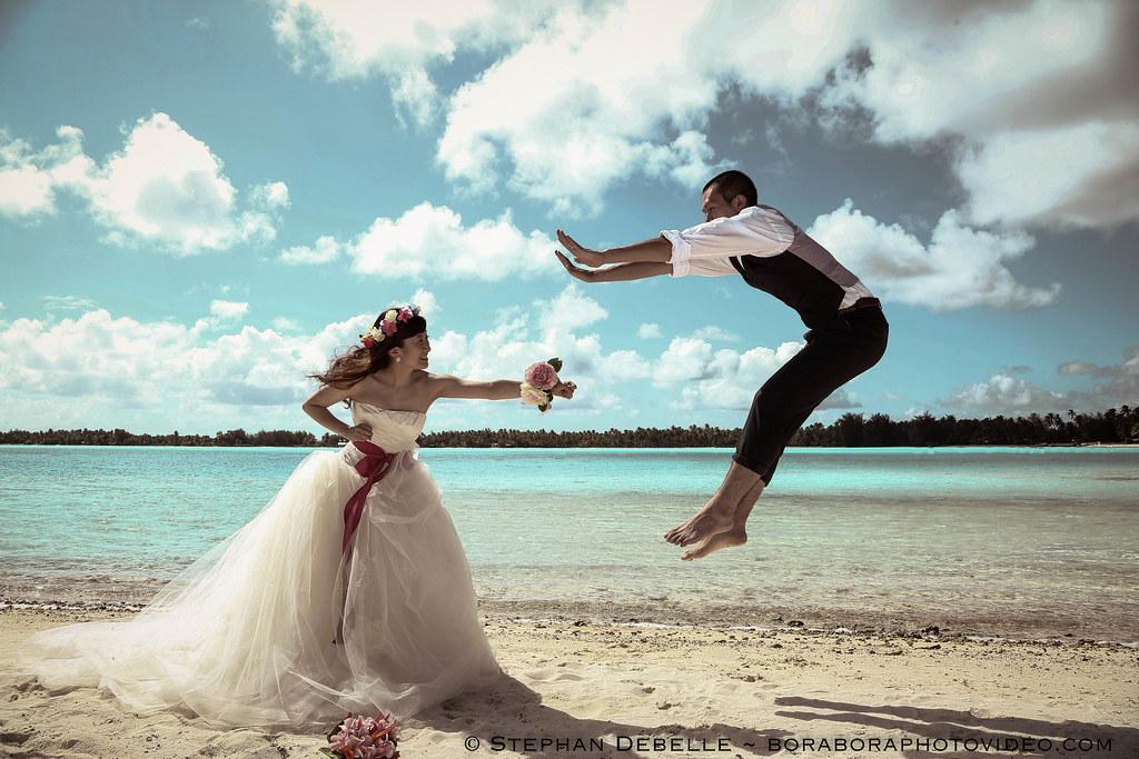 Honeymoon in BoraBora
