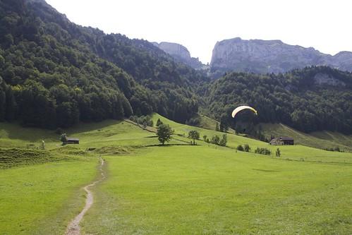 From Wasserauen to Meglisalp , Switzerland