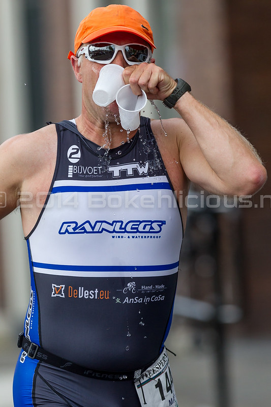 Triathlon Weesp 2014