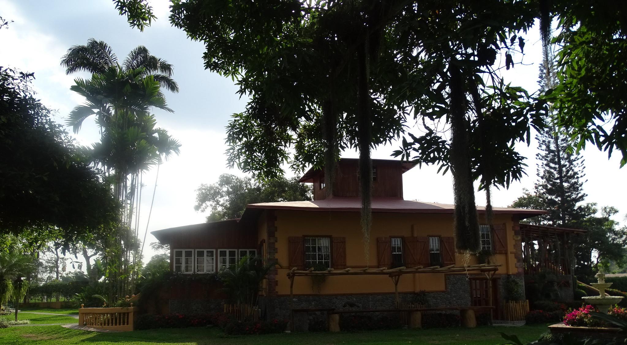 Exterior Mansion Hacienda La Danesa Naranjito Ecuador
