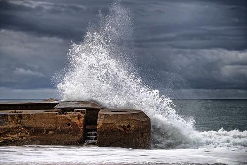 Bunker plage de Capbreton