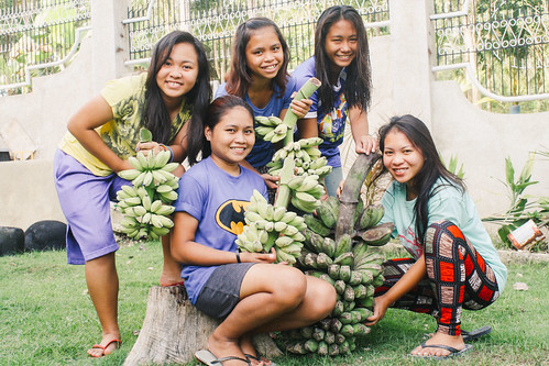 Philippines Update: Autumn banana harvest yields 352 lbs., improvements to Cebu Children's Hope Center completed | by Peace Gospel