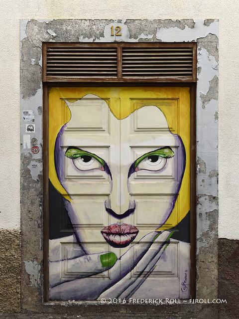 Door art