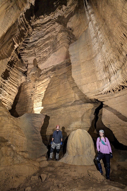Ray Maslak, Brewington Cave, Jackson County, Tennessee