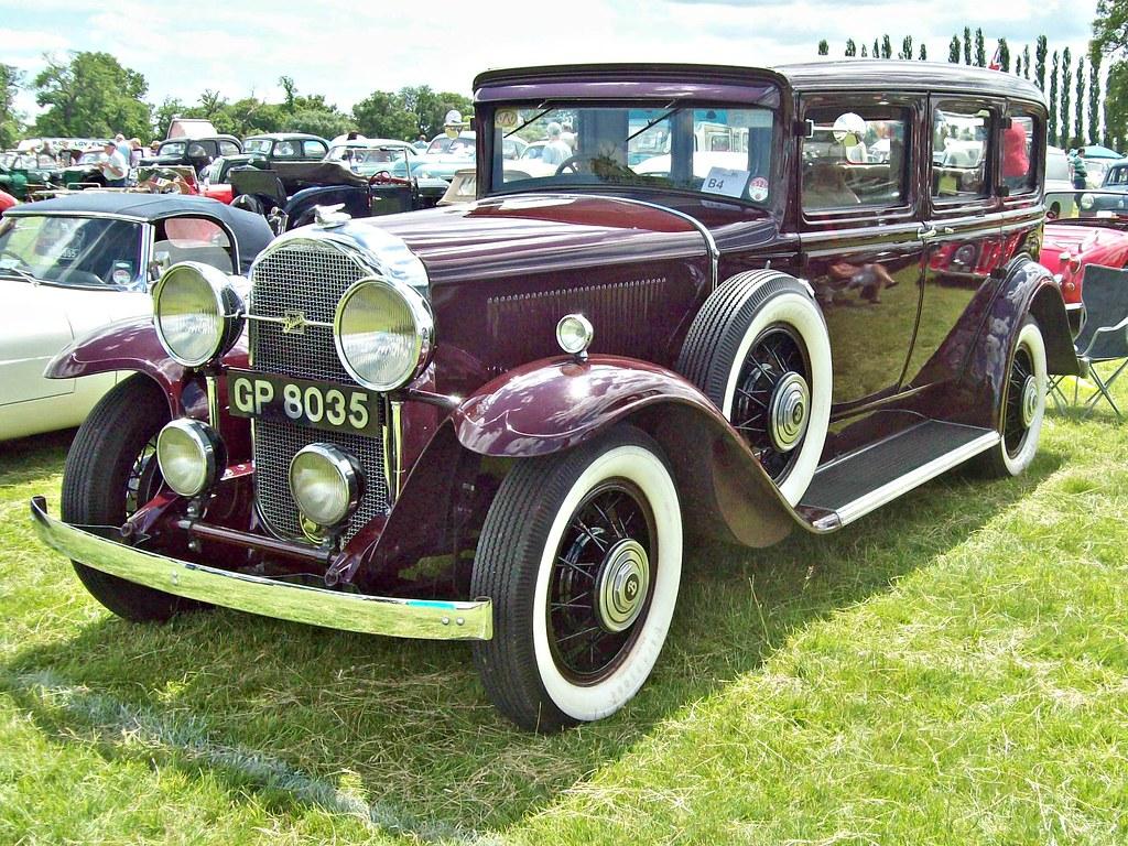 352 Buick Straight Eight Limousine (1931)   Buick Straight E