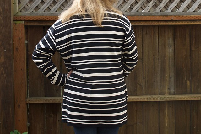 striped Oslo back
