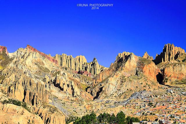 Formaciones Geológicas en La Paz (VI)