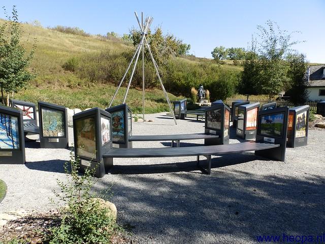 16-09-2013 De Vallei - fishcreek wandeling 36 Km  (23)