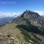 Looking at Mt. Vaught