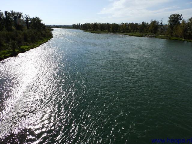 16-09-2013 De Vallei - fishcreek wandeling 36 Km  (6)