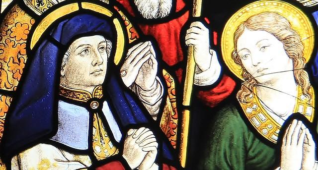 All Saints' Church, Newton Linford (2)