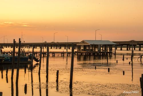 sunset mobile alabama shack bait causeway mobilebay trex7000