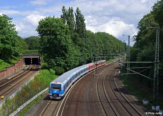 474 034-6 und 474 097-3 I [D] Berliner Tor I 12.07.2014   by Philip Jurke