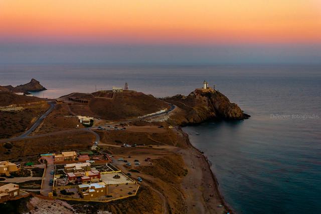 El Faro de Cabo de Gata