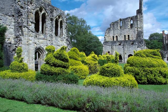 Much Wenlock Priory, Shropshire
