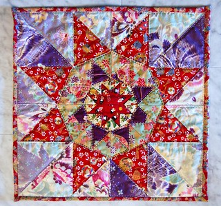 Japanese Star Quilt | by Sarah.WV