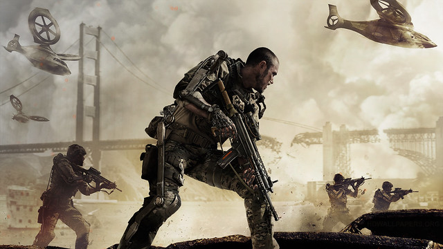 Call of Duty: Advanced Warfare Story Trailer