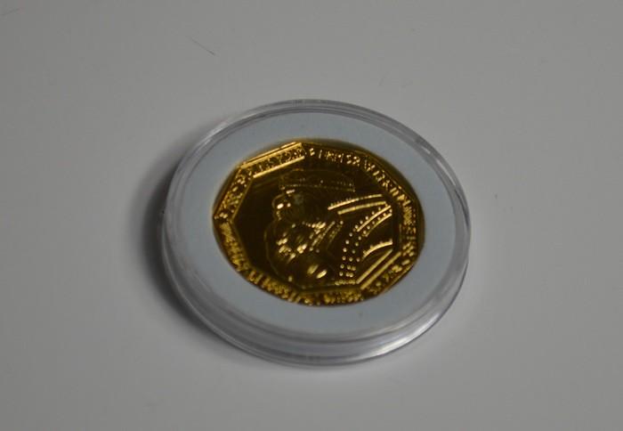 Dwarven 24k Gold Plated Coin | Fantasy Coins | Flickr
