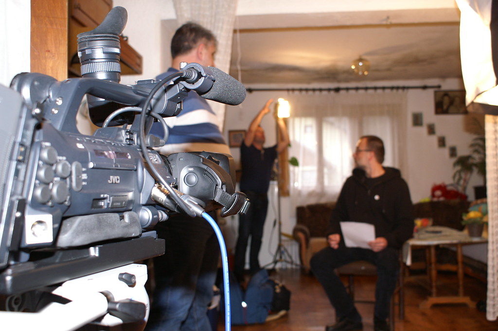 Documentaries   The Outreach documentary unit in production.…   Flickr