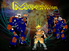 Mechwars - Illustration created by Felipe M.