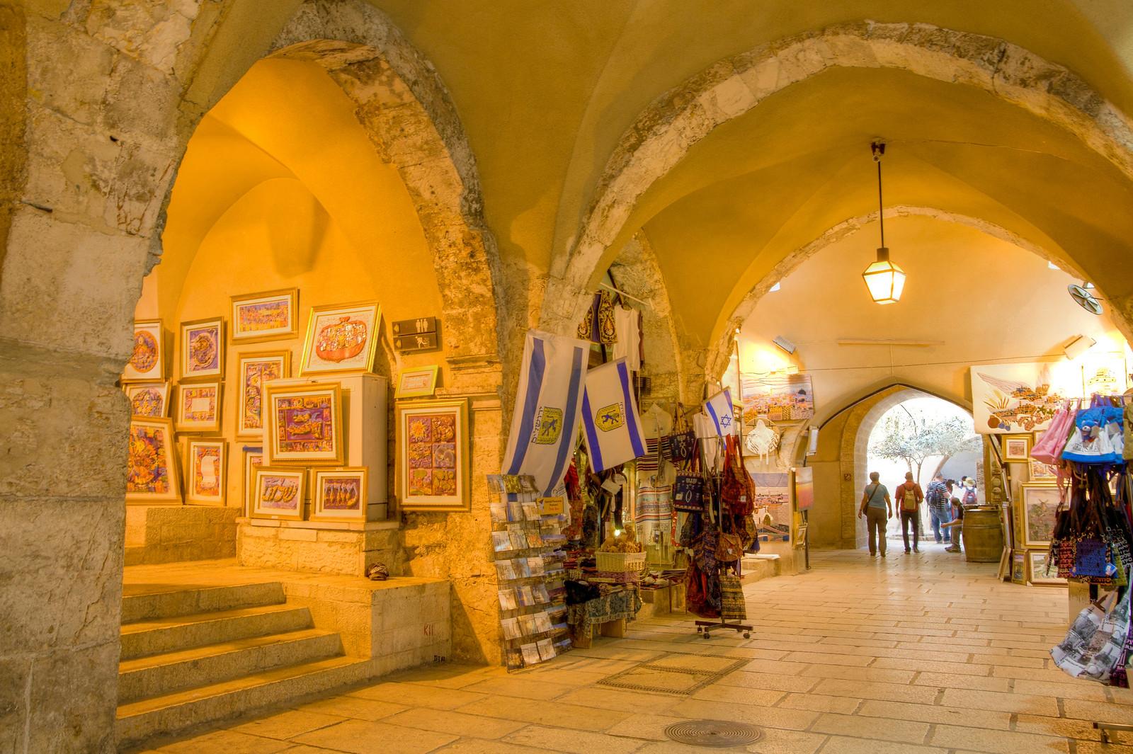Jerusalem_Old City_Cardo_Noam Chen_IMOT