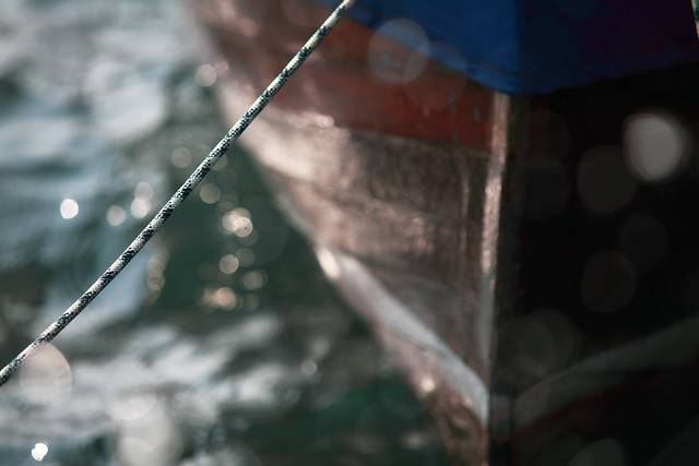 Barca, Acqua e un pò di Magia