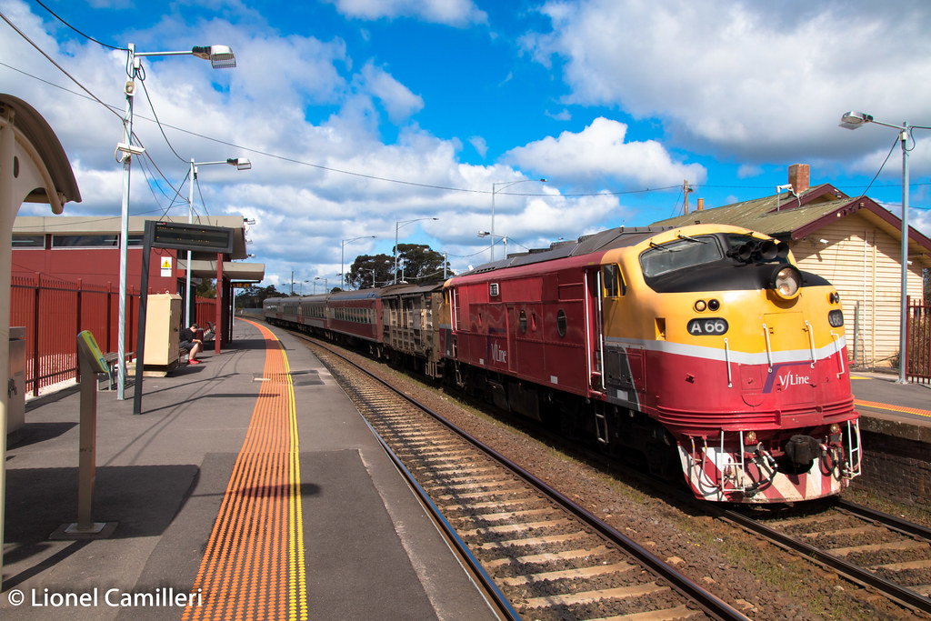 A66 to Shepparton by LC501