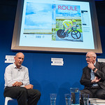 Cycling talk with William Fotheringham |