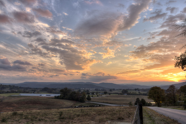 Sunrise, River Hill, White County, Tennessee