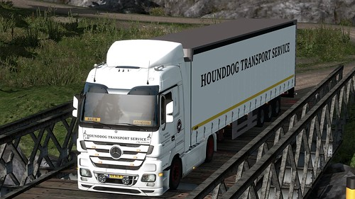 Mercedes Actros lowdeck 6 | by robhounddog