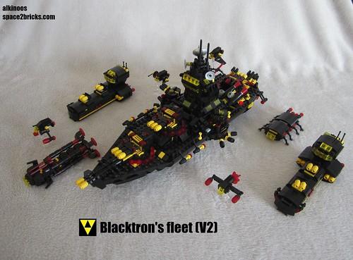 blacktron's fleet v2