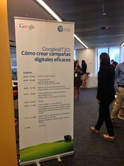 Ponencia Google@T2O: Cómo crear Campañas Digitales, junio 2014