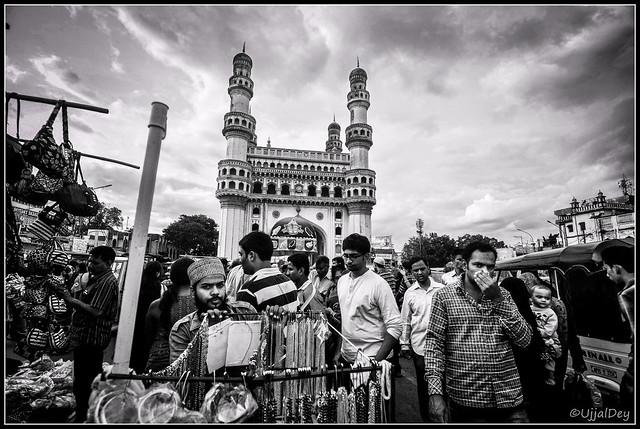 Charminar before Ramadan