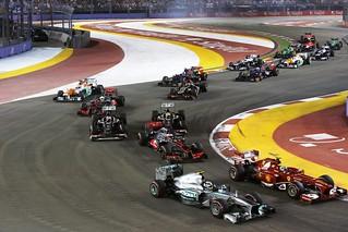 Formula One Grand Prix Singapore | by Traveloscopy