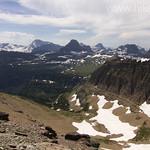 Piegan Mountain Saddle