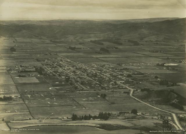 Mosgiel and Taieri Plains 1926