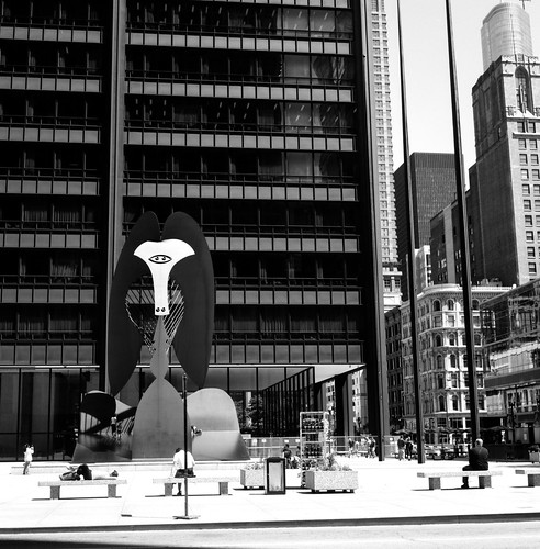 """Image titled """"The Picasso, Chicago."""""""