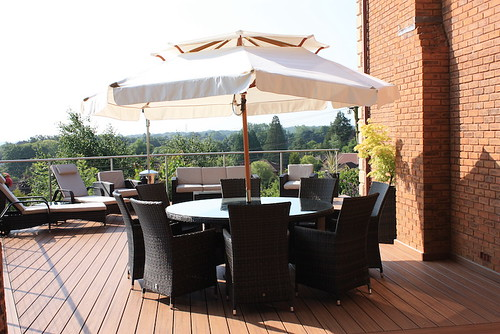 Composite Decking and Outdoor Furniture 2 | by EliteBalustradeImages