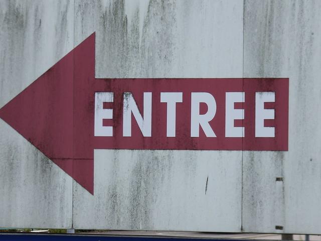 ENTREE - Vandoeuvre