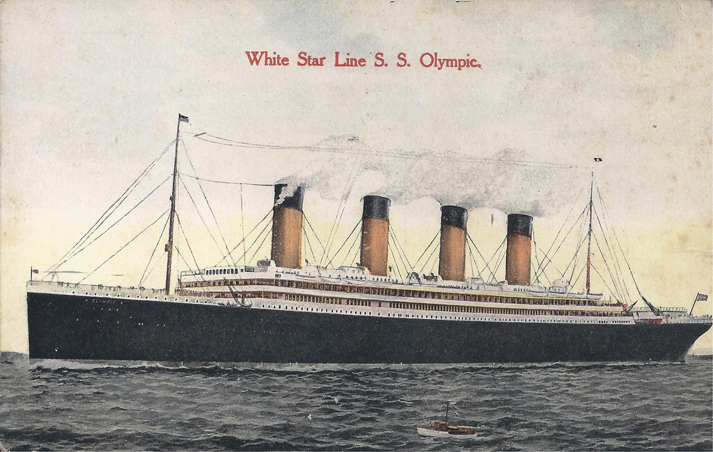 White Star Line, RMS Olympic